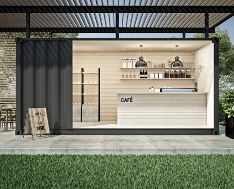 Producten Tiny-house pop-up stores & event locaties